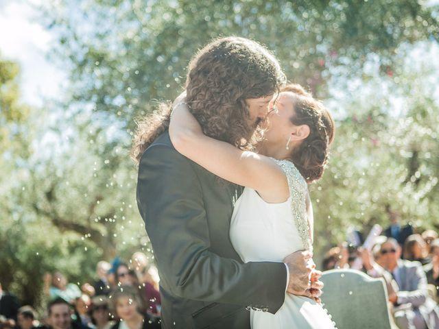 La boda de Felipe y Victoria en Jarandilla, Cáceres 11