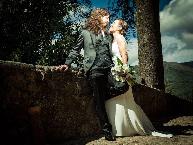 La boda de Felipe y Victoria en Jarandilla, Cáceres 1