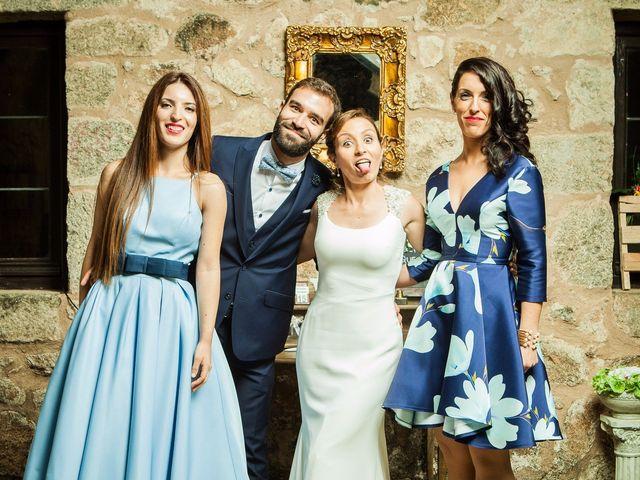La boda de Felipe y Victoria en Jarandilla, Cáceres 19