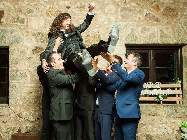 La boda de Felipe y Victoria en Jarandilla, Cáceres 21