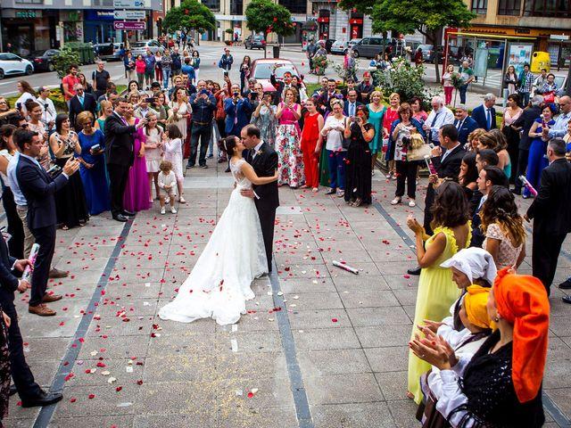 La boda de Luis Manuel y Ana Rosa en Avilés, Asturias 1