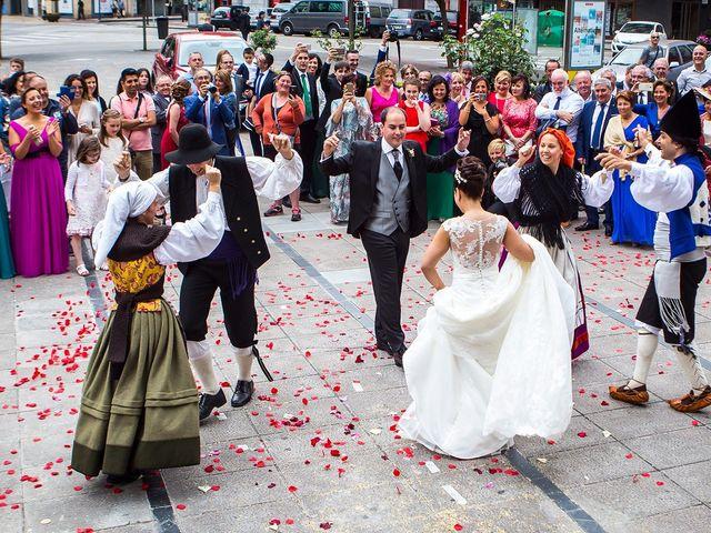 La boda de Luis Manuel y Ana Rosa en Avilés, Asturias 6