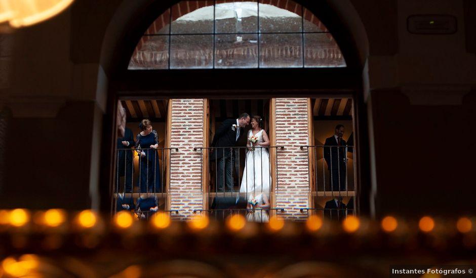 La boda de Juanan y Mar en Boadilla Del Monte, Madrid