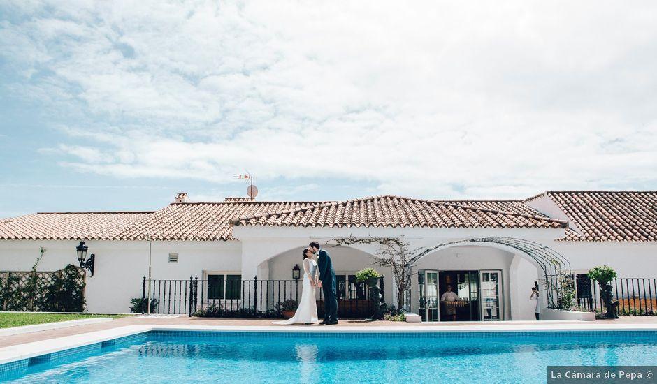 La boda de Adrián y Ana en Algeciras, Cádiz