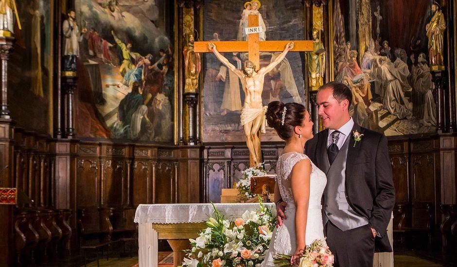 La boda de Luis Manuel y Ana Rosa en Avilés, Asturias
