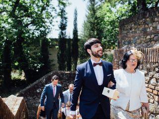 La boda de Nazaret y Flor 1