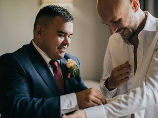 La boda de Alejandra y Ivan 1