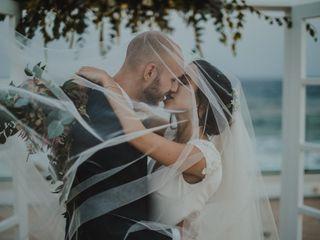 La boda de Alejandra y Ivan