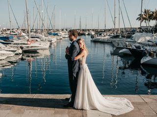 La boda de Elodie y Alfonso 2