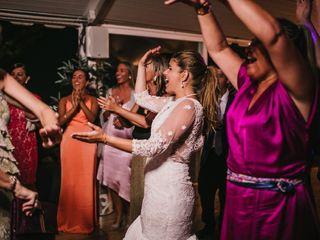 La boda de Isabel y Isma 1