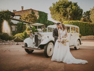 La boda de Meritxell y Alex