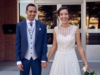 La boda de Jael y Elías 1