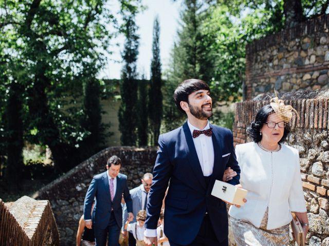 La boda de Flor y Nazaret en Cortegana, Huelva 2