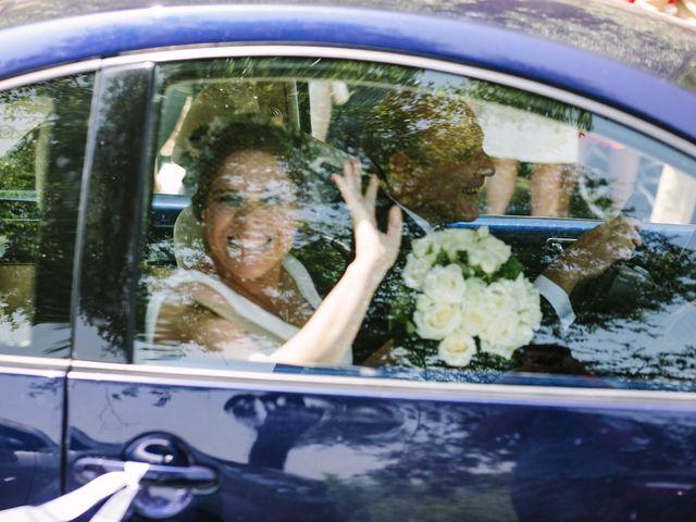 La boda de Flor y Nazaret en Cortegana, Huelva 3