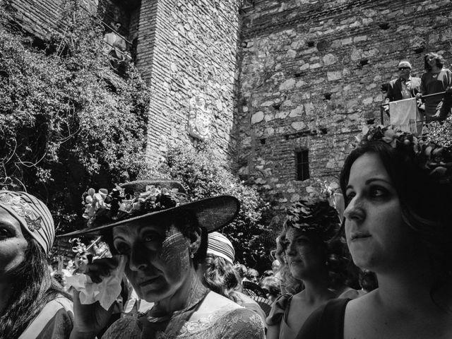La boda de Flor y Nazaret en Cortegana, Huelva 4