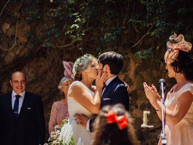 La boda de Flor y Nazaret en Cortegana, Huelva 8