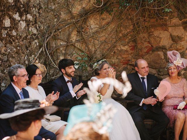La boda de Flor y Nazaret en Cortegana, Huelva 9