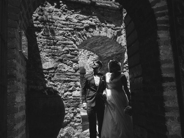 La boda de Flor y Nazaret en Cortegana, Huelva 11