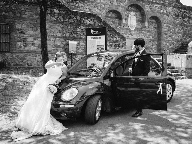 La boda de Flor y Nazaret en Cortegana, Huelva 12