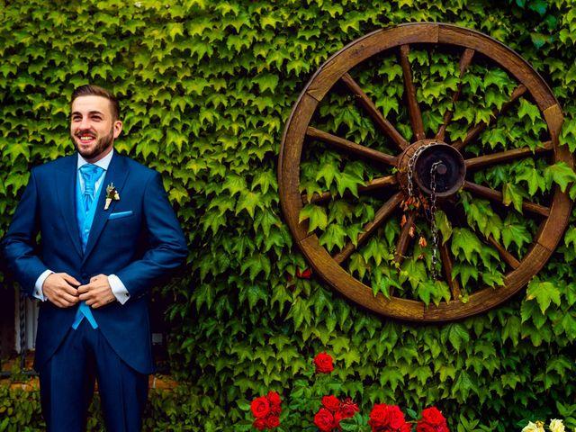 La boda de Juanjo y Vanessa en Navaluenga, Ávila 17