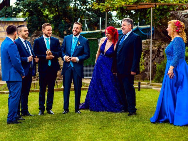 La boda de Juanjo y Vanessa en Navaluenga, Ávila 19