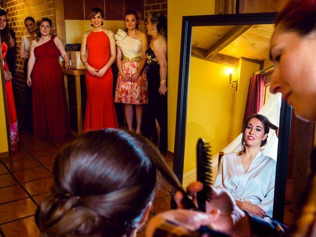 La boda de Juanjo y Vanessa en Navaluenga, Ávila 27