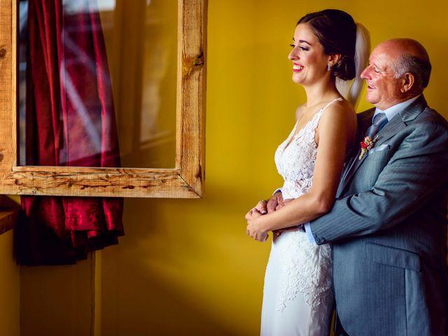 La boda de Juanjo y Vanessa en Navaluenga, Ávila 42