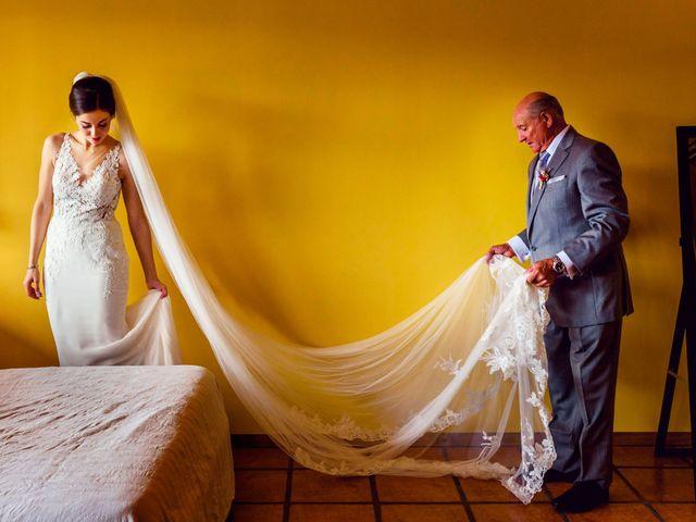 La boda de Juanjo y Vanessa en Navaluenga, Ávila 43