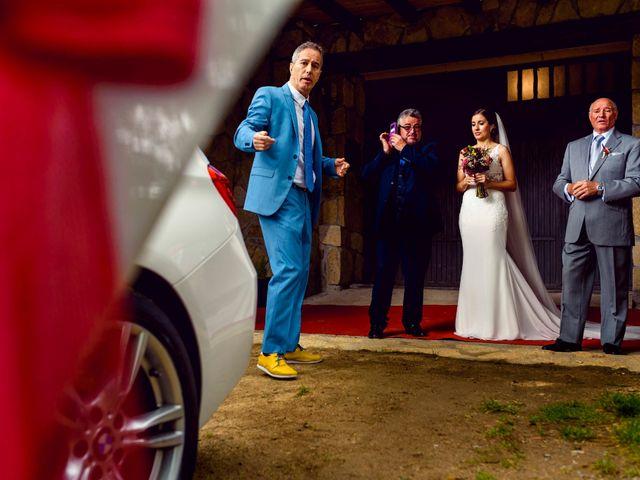 La boda de Juanjo y Vanessa en Navaluenga, Ávila 47