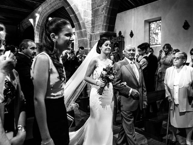 La boda de Juanjo y Vanessa en Navaluenga, Ávila 50