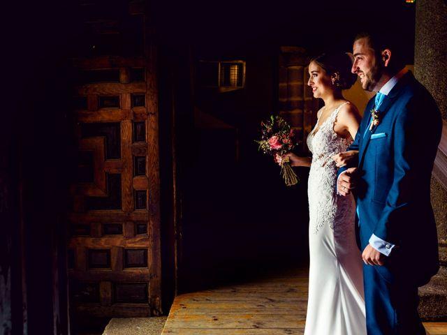 La boda de Juanjo y Vanessa en Navaluenga, Ávila 2