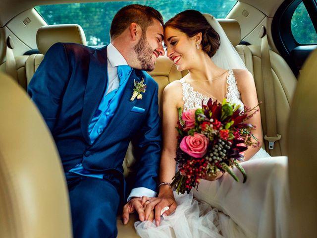 La boda de Juanjo y Vanessa en Navaluenga, Ávila 57