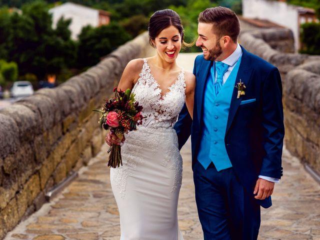 La boda de Juanjo y Vanessa en Navaluenga, Ávila 62