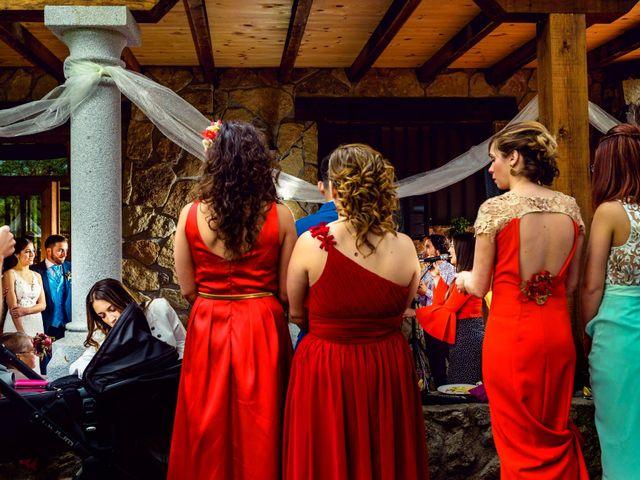 La boda de Juanjo y Vanessa en Navaluenga, Ávila 67