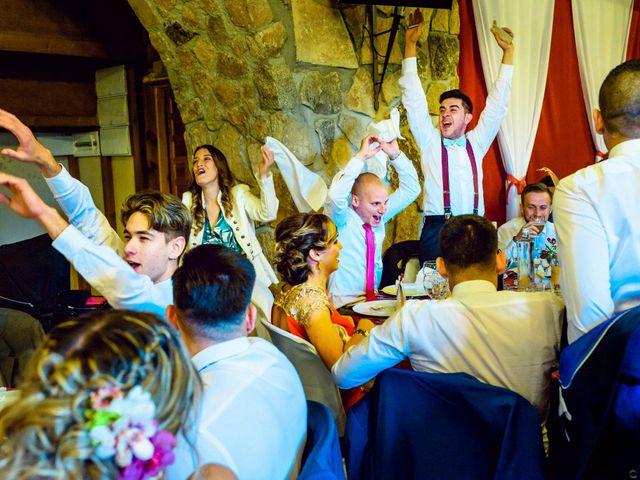 La boda de Juanjo y Vanessa en Navaluenga, Ávila 74