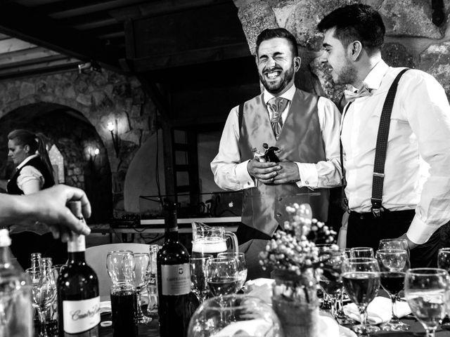 La boda de Juanjo y Vanessa en Navaluenga, Ávila 77