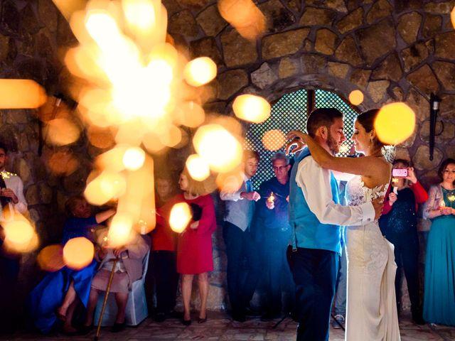 La boda de Juanjo y Vanessa en Navaluenga, Ávila 82