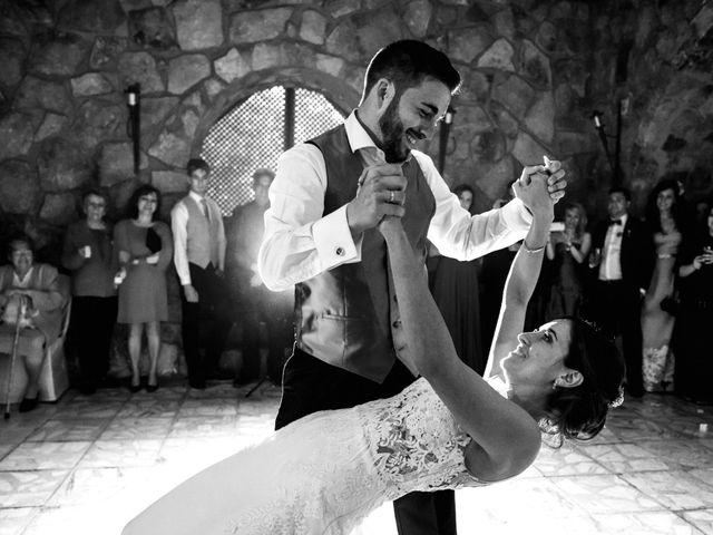 La boda de Juanjo y Vanessa en Navaluenga, Ávila 83