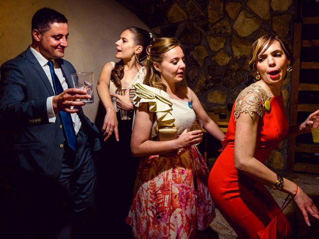 La boda de Juanjo y Vanessa en Navaluenga, Ávila 85