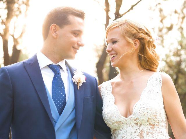 La boda de Lydia y Álvaro