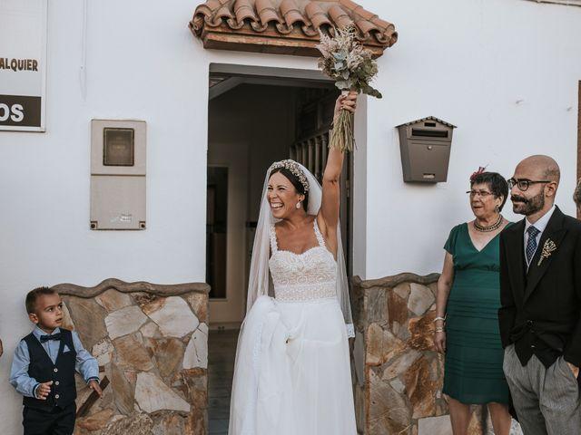La boda de Samuel y Laura en Málaga, Málaga 36