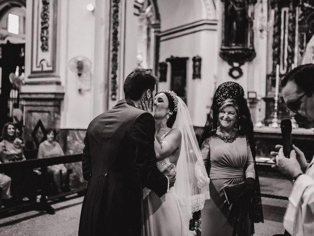 La boda de Samuel y Laura en Málaga, Málaga 69