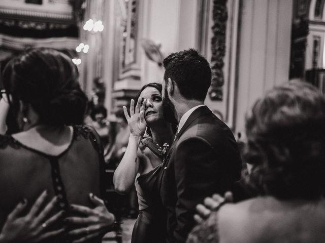 La boda de Samuel y Laura en Málaga, Málaga 81