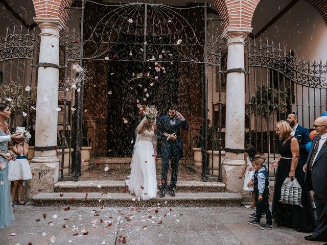 La boda de Samuel y Laura en Málaga, Málaga 1