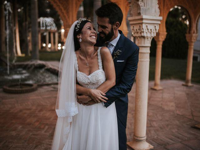 La boda de Samuel y Laura en Málaga, Málaga 97