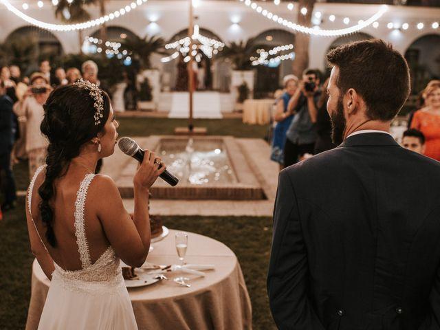 La boda de Samuel y Laura en Málaga, Málaga 130