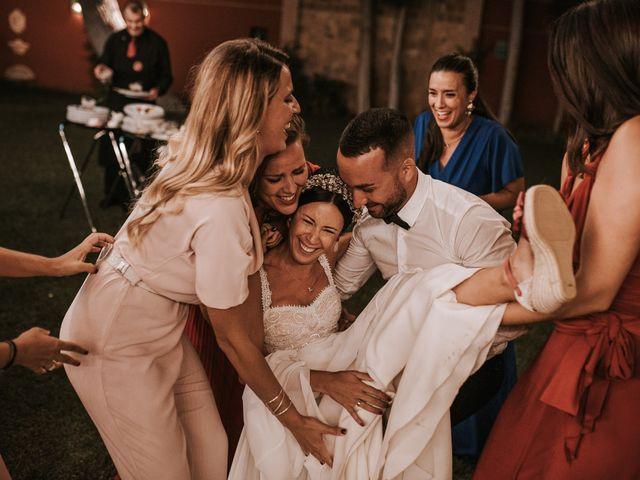 La boda de Samuel y Laura en Málaga, Málaga 140