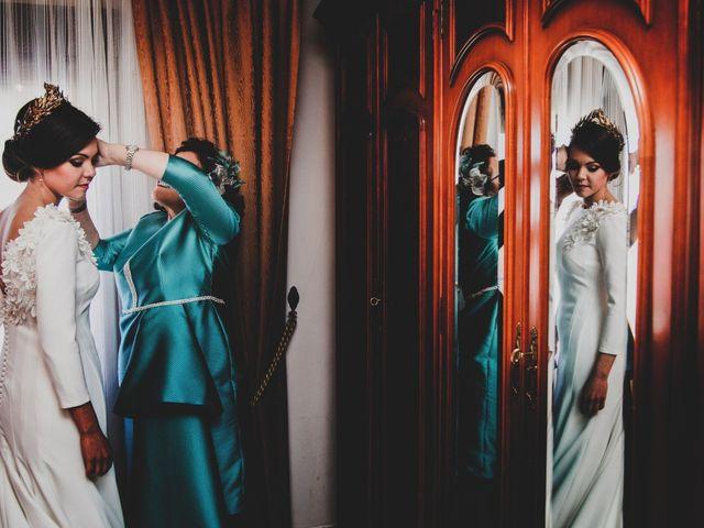 La boda de Carlos y Amparo en Villarta De San Juan, Ciudad Real 17