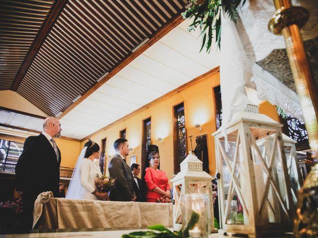 La boda de Carlos y Amparo en Villarta De San Juan, Ciudad Real 22