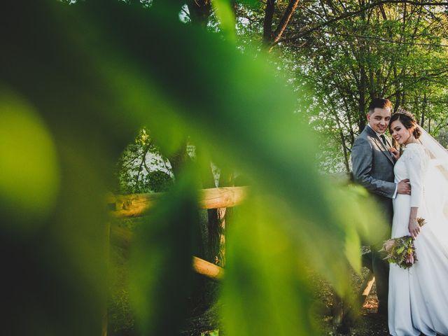 La boda de Carlos y Amparo en Villarta De San Juan, Ciudad Real 24
